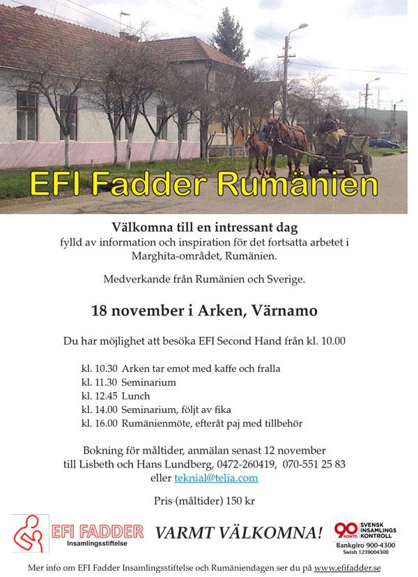 EFI-dag